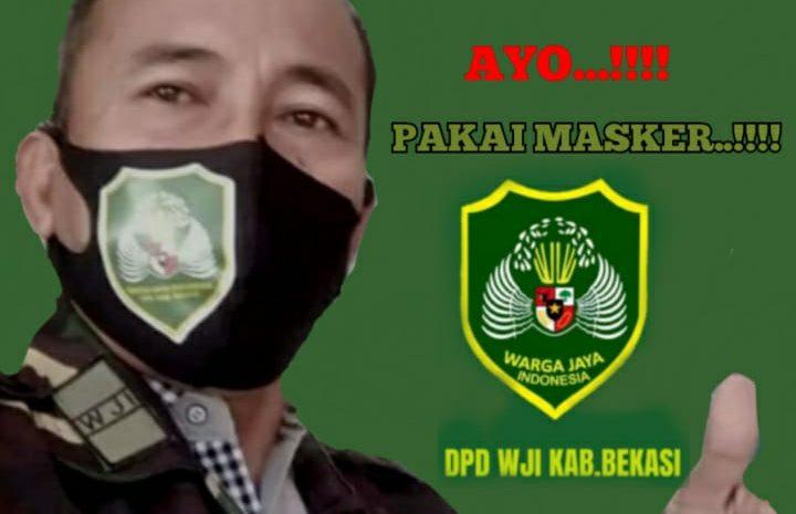 KETUA DPD WARGA JAYA INDONESIA H. APUD SAEPUDIN Memberikan Aperesiasi Atas Kerja KPK Dalam Penindakan Korupsi