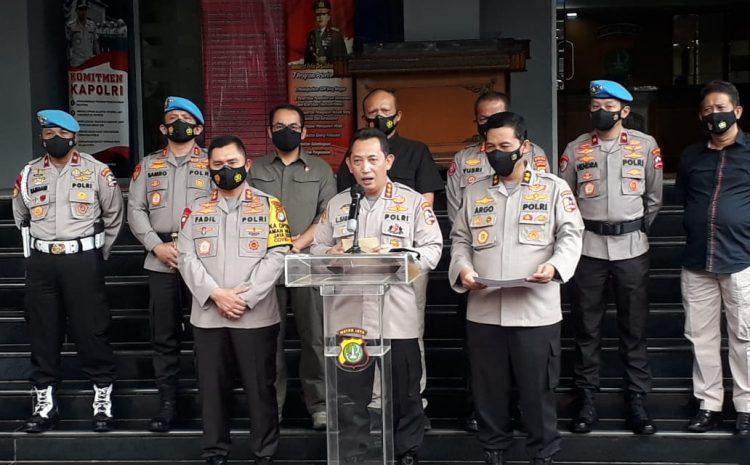 Penyidikan Kasus Penyerangan Terhadap Petugas oleh Simpatisan MRS Dilakukan Secara Scientific Crime Investigation