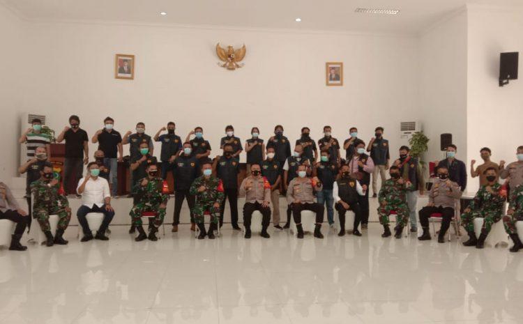 Kapolres Metro Bekasi, Pembentukan Pers Pemburu Covid -19 Dalam Penanganan Pencegahan Virus