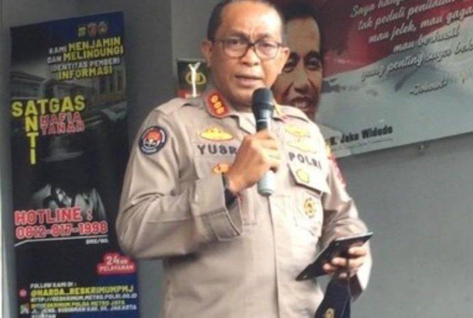 Bukan Kasus Kerumunan, Polisi Tegaskan MRS Ditahan Karena Kasus Penghasutan Pasal 160 KUHP