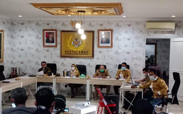 """Partai Emas Siap Luncurkan Aplikasi Transportasi Online """"Emas Jek"""""""