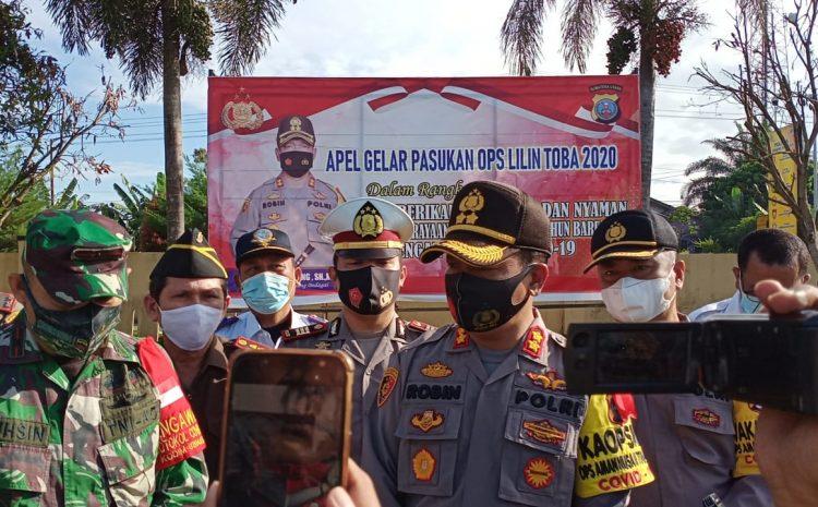 Jelang Natal & Tahun Baru, Ini Himbauan Kapolres Sergai AKBP Robin Simatupang