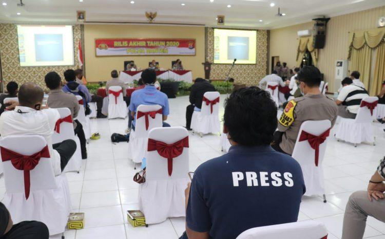 Operasi Jaran Kalimaya 2020, Polda Banten Ungkap 214 Unit Kendaraan Hasil Curanmor