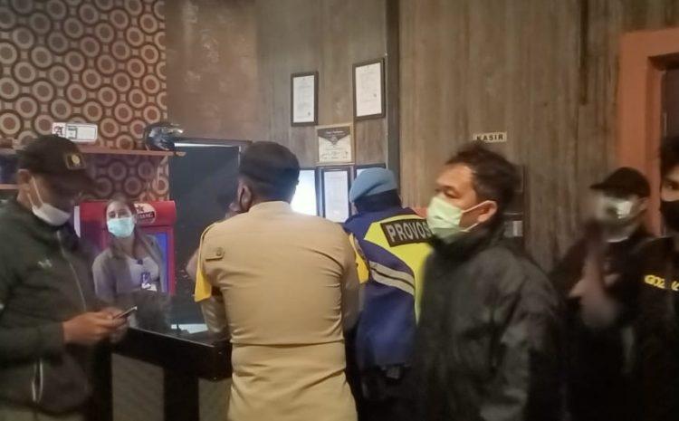 Ops Cipkon Polres Serang Kota, Dua ASN Pemprov Banten Terjaring Sedang Bersama PL Karaoke