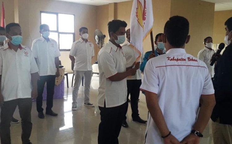 KONI Kabupaten Bekasi Membentuk Koordinator Olahraga Kecamatan Untuk Mencari Bibit Atlet Berbakat
