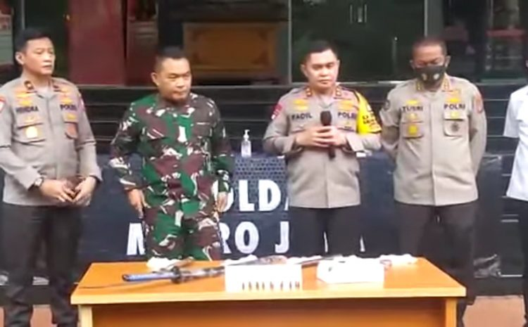 Melawan Polisi Dengan Senjata Api, Aparat PMJ Tembak Mati 6 Dari 10 Pendukung HRS