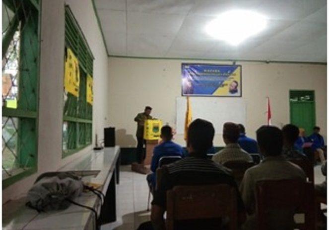 Pergerakan Mahasiswa Islam Indonesia Kota Baubau Gelar Kaderisasi Formal