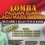 Papua Sambut Bulan Penuh Kasih Melalui