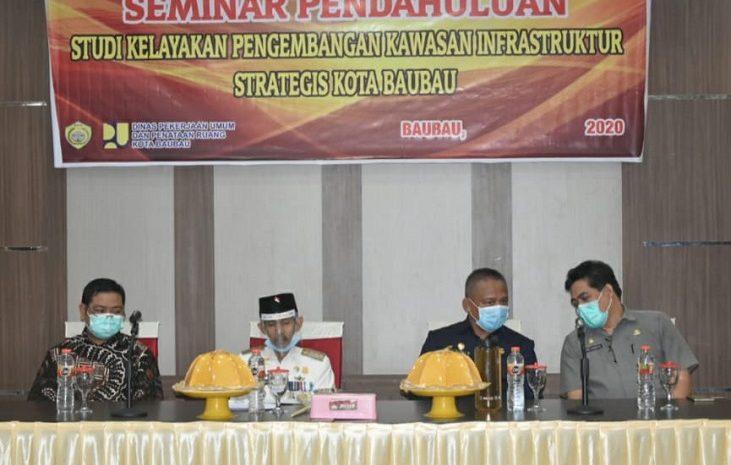 H. AS Thamrin, MH Terus Mengupayakan Pembangunan Infrasturktur