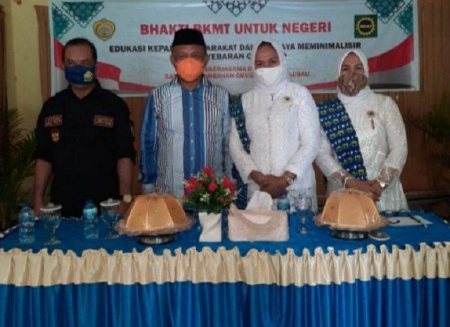 Walikota Baubau Minta Pengurus PERKEMI Baubau Kompak