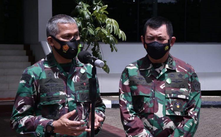 TNI Dukung Program Pelaksanaan Vaksinasi Nasional