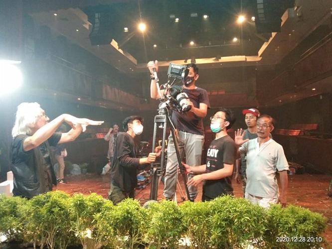 Film Teater Dengan Konsep Sinematografi Pertama Di Indonesia
