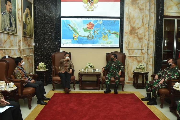 TNI Siap Mendukung Pelaksanaan Vaksinasi Nasional Covid-19