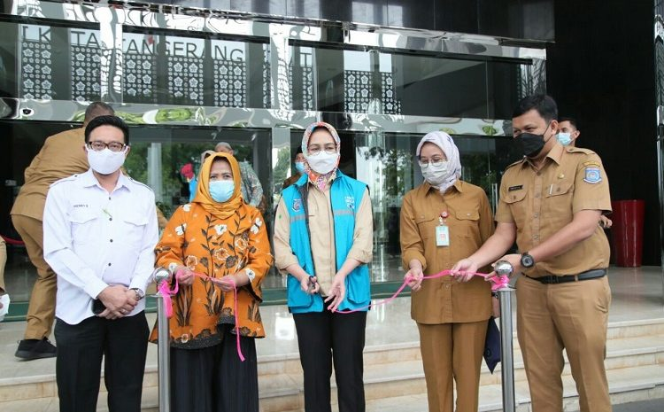 Pemkot Tangsel Dorong Ekspor Produk UMKM Koperasi Anggrek Bulan Go Internasional