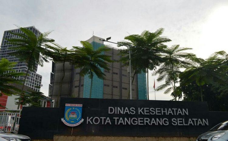 Pemberian Vaksin Pertama Di Tangerang Selatan 14 Januari 2021
