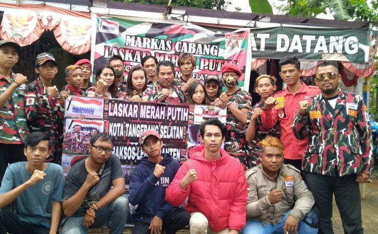 Laskar Merah Putih Kota Tangerang Selatan Peduli Bencana Alam Lebak Banten