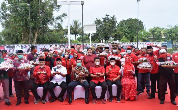 "HUT Ke 48, DPC PDI Perjuangan Batu Bara Bertemakan ""Indonesia Berpribadi Dalam Kebudayaan"""