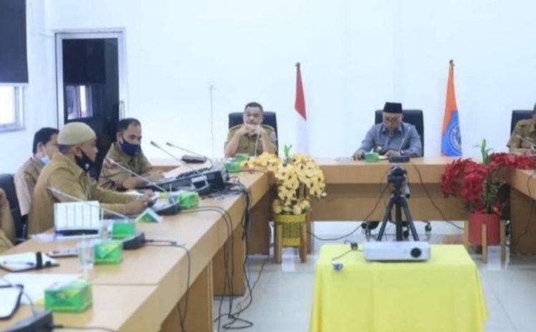 Bupati Labuhanbatu Pimpin Rapat Panitia Pembentukan STAIS