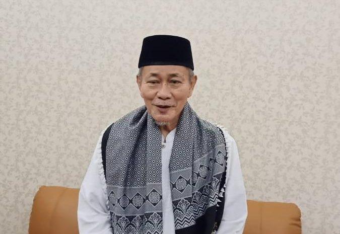 K.H Embay Tokoh Masyarakat Banten : Komjen Listyo Sigit Sangat Dekat Dengan Ulama Dan Masyarakat