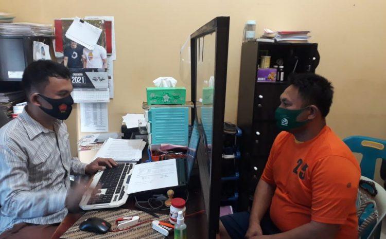 Seminggu Dicari, JS Berhasil Ditangkap Satres Narkoba Polres Labuhanbatu