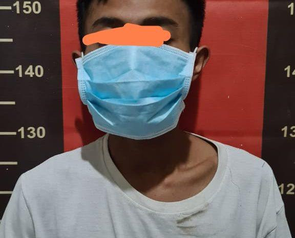 Jambret Handphone Dua Pelaku Di Bekuk Polsek Kedung Waringin