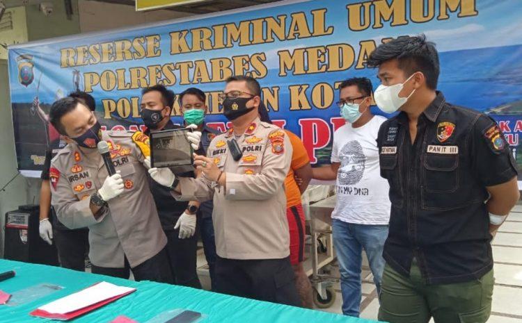Wakapolrestabes Medan : Pelaku Curas Yang Melukai Petugas Saat Diamankan Di Tembak Mati