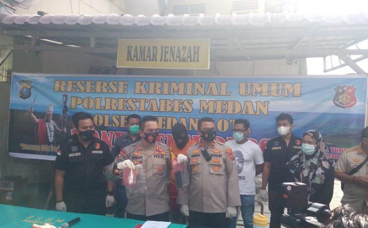Residivis Pencurian Dengan Aksi Kekerasan Dikota Medan, Berakhir Ditembus Timah Panas