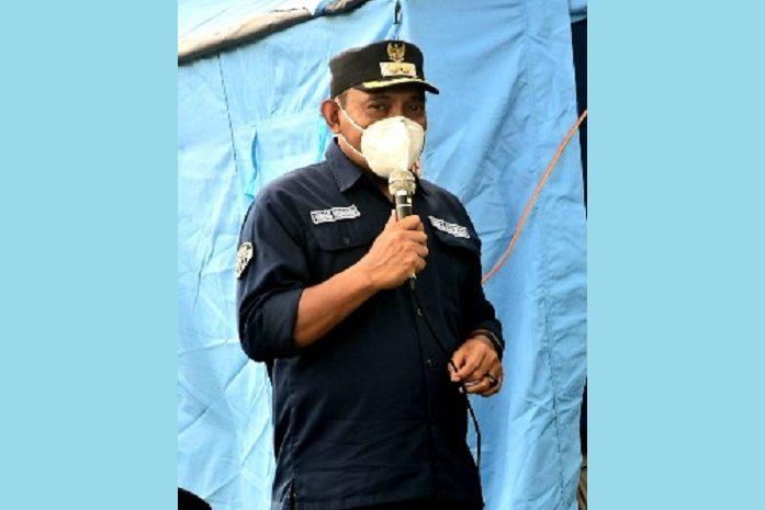 Wakil Walikota Baubau Dukung Penuh Rencana Pembangunan Fasilitas Latihan Panjat Tebing