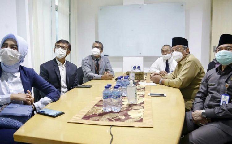 Wakil Walikota Resmikan Bank Syariah Indonesia Di Tangsel