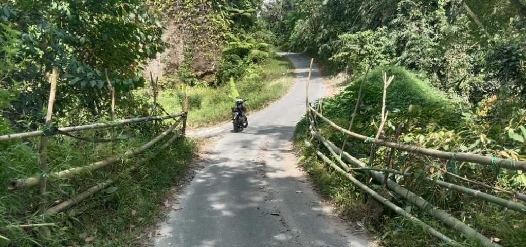 Kurangnya Perhatian Pemerintah Jembatan Penghubung Nagori Sigodang Ke Nagori Dasmariah Sangat Memprihatinkan