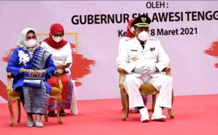 Achmad Lamani Resmi Di Lantik Menjadi Bupati Muna Barat