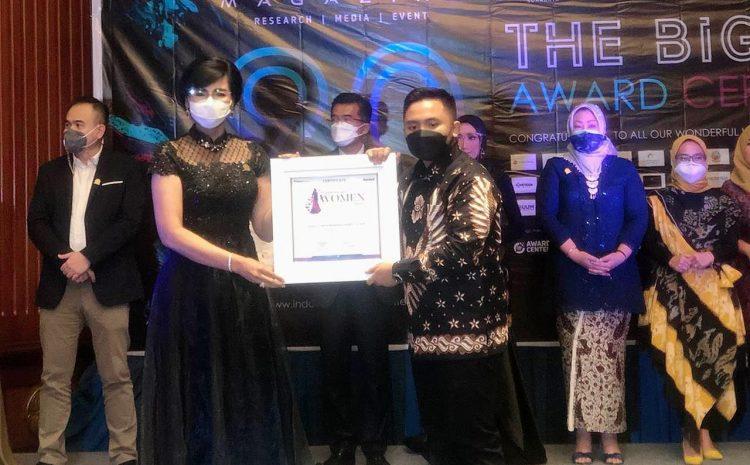 "8 Langkah Kompol Dr (C) Netty Rosdiana Siagian,S.H.,M.M. Peraih ""INDONESIA WOMEN EXCELLENCE AWARD 2021"""