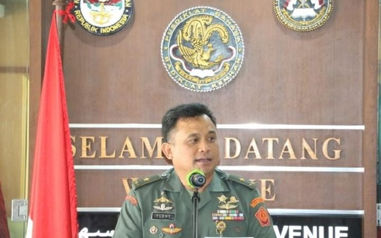 Pembukaan Kursus Intensif Bahasa Indonesia (KIBINA) Tingkat Dasar Ke-21 Dan KIBINA Hidros Oceanografi TA. 2021