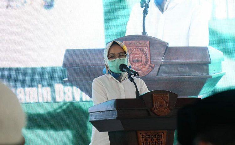 Pemerintah Kota Launching Mushaf Al-Quran Digital