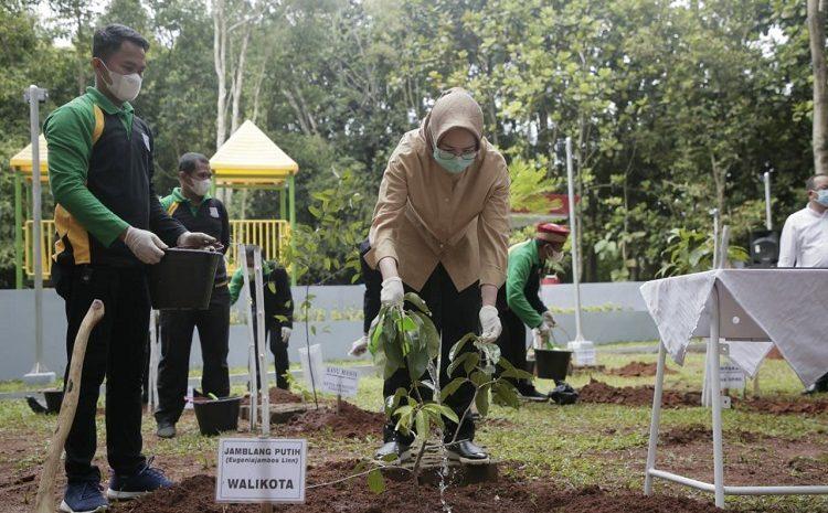 Pemkot Tangsel & Pertamina Kolaborasi Ciptakan Taman Edukasi Dan Bermain Ramah Anak