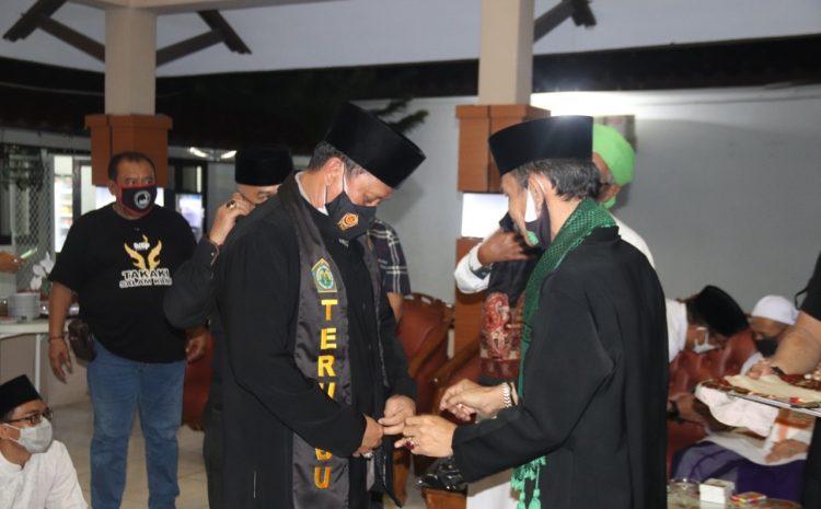 Kapolda Banten Di Angkat Sebagai Pembina, Perguruan Silat Terumbu Banten