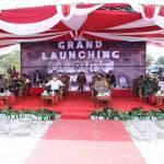Kapolda Sumut Hadiri Launching Polri