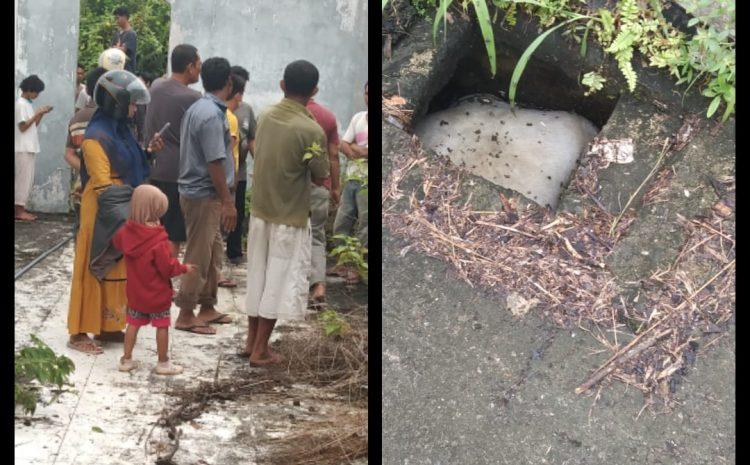 Geger Di Kelurahan Sigambal Penemuan Mayat Tidak Dikenal Dalam Sumur