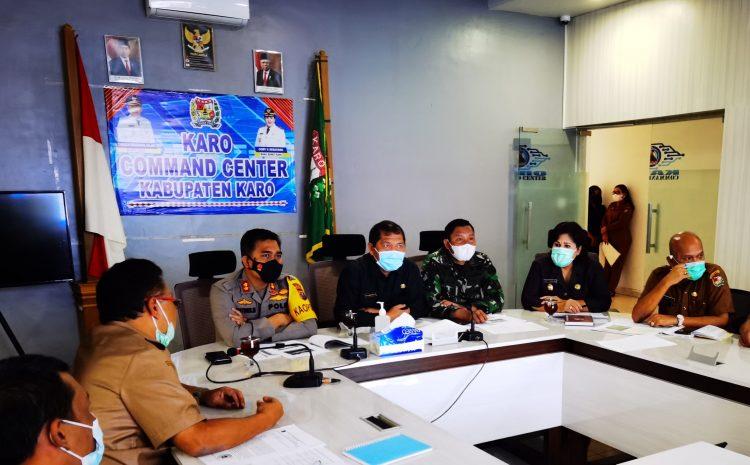 Kapolres Tanah Karo : TNI-POLRI Siap Bersinergi Untuk Menertibkan KJA Tongging Sesuai Arahan