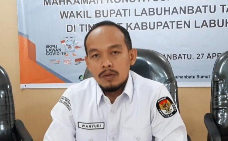 KPU Labuhanbatu Rapat Pleno Hasil Pemilu PSU 9 TPS 4 Kecamatan