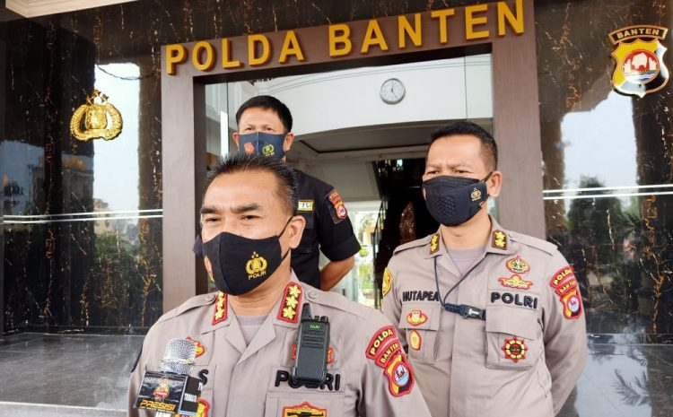 Larangan Mudik, Kabidhumas Polda Banten: Ini Daftar 18 Pos Penyekatannya