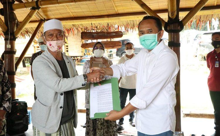 Wabup Lebak Resmikan Sekolah Dasar Islam Terpadu Yayasan Nurani Insani Di Kecamatan Maja