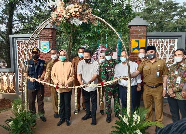 Pemkot Tangsel Bersama Triawan Munaf Launching Jaletreng Wajah Baru
