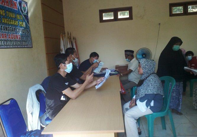 Desa Mekar Agung Bagikan (BST) Tahap 2 Dibulan Suci Ramadhan