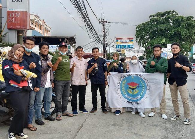 Keluarga Mahasiswa/wi Minang Tangsel (KMM) Per-erat Raso Sanak Diperantauan