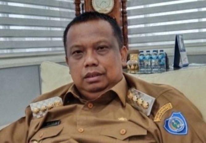 PJ Bupati Labuhanbatu Kaget Jabatan Kepala Dinas Dan OPD Dijabat PLT
