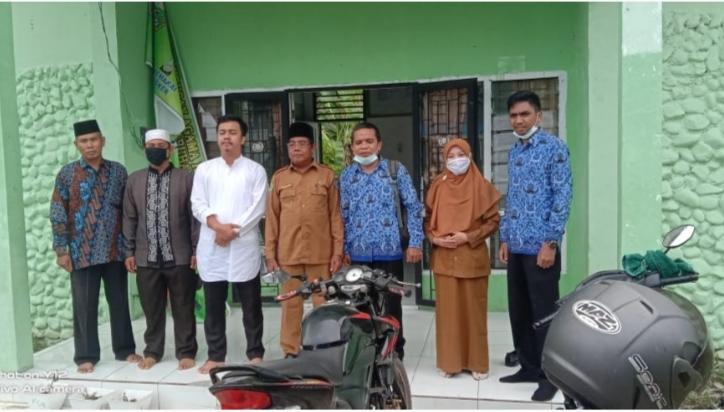 Hakim Serta Dewan Juri MTQ dan Festival Nasyid Tingkat Kabupaten Labuhanbatu Dilantik