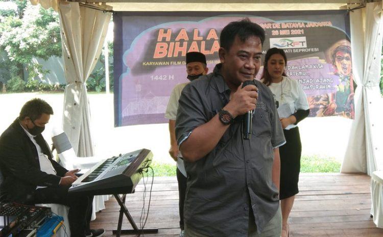 Halalbihalal KFT Perkuat Silaturahmi, Bangun Masa Depan Perfilaman Indonesia
