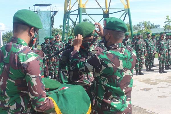 43 Prajurit Terbaik Gardatama Yudha Pindah Satuan Teritorial