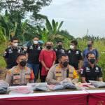 Polsek Cisauk Polres Tangerang Selatan